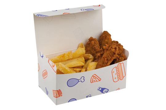 Fast Food Kutusu